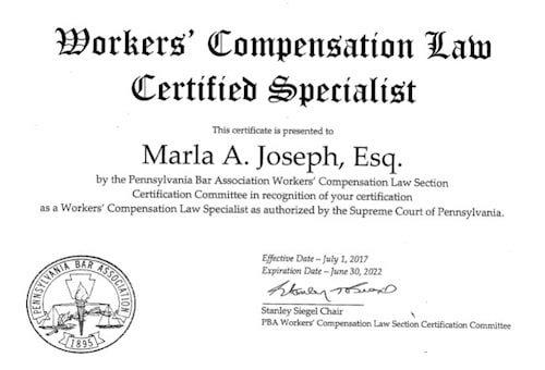 Pennsylvania Bar Association Certification